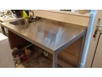 IKEA freestanding sink unit