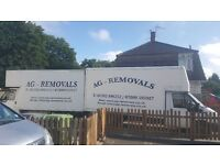 AG REMOVALS/MAN AND VAN