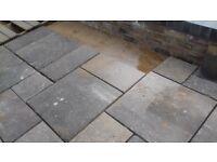 Patio slabs wanted