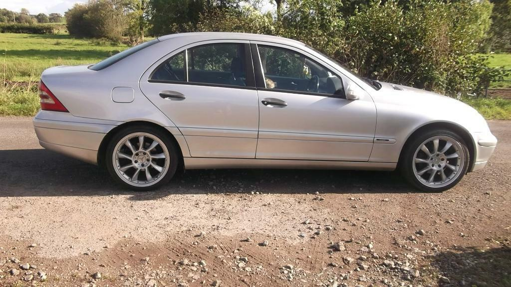 2003 mercedes c220 cdi SE | in Coalisland, County Tyrone ...