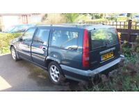 Volvo 850 2.5 20v CD 5dr Great Condition, 7 Seats, Towbar