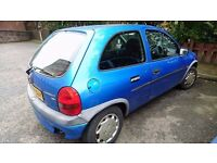 Vauxhall Corsa GLS 16V Automatic - Spares or repairs