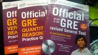 Official GRE books latest edition