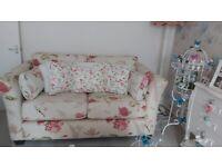 Duresta ruskin sofa immaculate condition