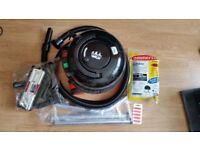 henry hoover Vacuum Cleaner 2 speed new 3 Metre Hose new Brushes