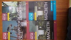 GCSE revision guides (Grade 9-1) bundle of 13