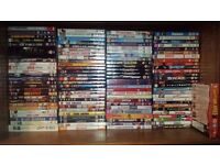 120 DVD's bundle / job lot