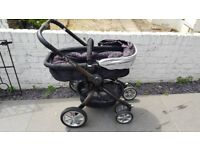 Kraft Travel System Stroller