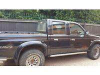 Mazda b2500/Ford ranger pick up 06 reg breaking