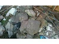 Rockery Rocks/stones