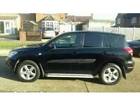 I'm selling my 2007 Toyota RAV4 2.2 D4D XTR in black in mint condition inside and outside