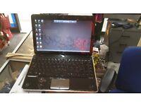 "HP Pavilion 13.3"" Inch Laptop Built-in Webcam, Wifi, fingerprint scanner, lightscribe dvd writer"