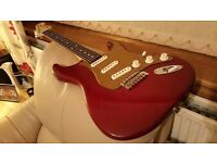 2007 Fender Highway One Stratocaster with upgrades *Bare Knuckle pickup*