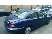 Jaguar X-Type 2001