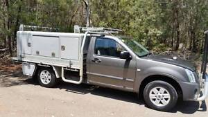 2009 Isuzu D-Max Ute Hornsby Hornsby Area Preview