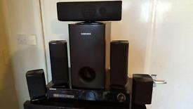 Samsung home cinema theatre system ht z310
