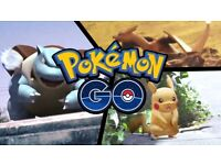 Pokemon Go Level BOOST And Catching Service!