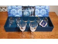 Wine Glass Set - brand new!