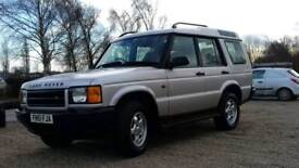 Land rover discovery td5 ONLY 72k miles