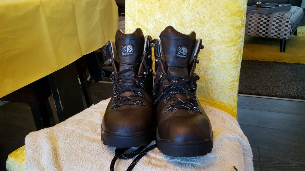 Karrimor hiking boots