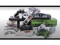 Wanted! Your old and retro consoles, games and accessories! (Nintendo, sega, Atari, neogeo etc)