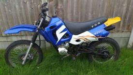 Dz dirtbike 125cc