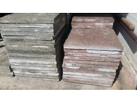 63 used paving slabs