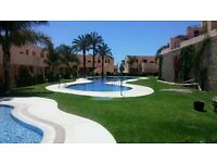Holliday Apartment in Spain/ Andalusia/ Mojacar - See view, TV, Air Condition! Pets allowed!!!