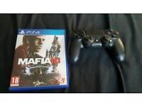 Mafia 3 & PS4 Controller
