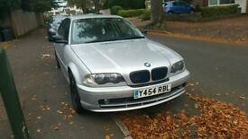 BARGAIN!! BMW 3 SERIES E46 COUPE 2.0 PETROL MUST SEE!!