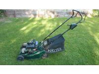 Hayter harrier 41 self propelled roller mower