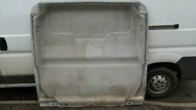 Citroen relay bulkhead