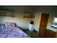 Double room fully furnished to rent in friendly professional household near the city centre