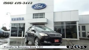2013 Ford Escape SEL 4X4 ECOBOOST