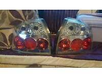 Audi a4 b6 saloon rear lexus lights or swap for original rear lights
