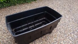 50 Gallon Water Tank With Lid