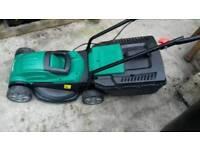 Qualcast 1200w electric lawnmower 32cm cut