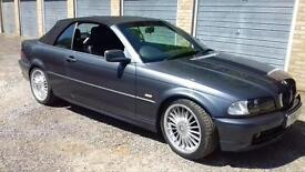 2001 BMW 325ci Convertible Automatic