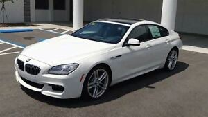 2014 BMW 6 Series xDrive GRAND COUPE COMING SOON