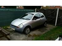 Ford KA 1.3 Silver 3 Door hatchback 05 Plate