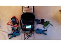 Electrical Test Meter EurotestXC MI-3152 plus Accessories
