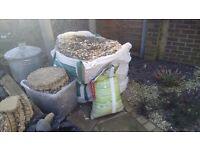 Free Garden Stones / Pebbles