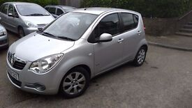 Vauxhall Agila 1.2 i 16v Design 5dr Only 51900 Miles/Automatic Beautiful