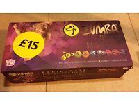 Zumba workout DVD's