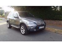 BMW X5 3.0D SE, 7 Seats, Auto, 232 BHP, FULLY LOADED, Sat Nav Professional, 2007/57, FSH, 2 Owners