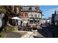 Chef required immediately for Thrive Cafe Totnes - We specialise in breakfasts, salads and pizzas.