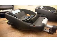 Maxicosi Easyfix base for baby car seat.