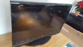 """32"""" TV Great Condition HD 1080p LCD Freeview - Bush lcd32f1080p"""