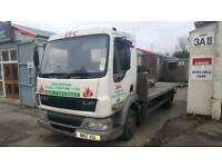 Mercedes 814/ daf of 150