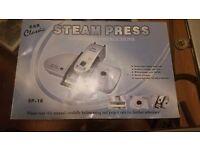 E & R SP-16 ultra compact steam press